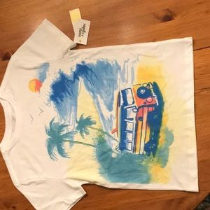Other - NWT Vintage looking California Surfer T